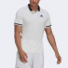 トップテニス HEAT. RDY ポロシャツ (ホワイト)