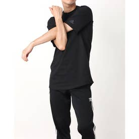 メンズ 半袖Tシャツ M TEC Tシャツ FM5486 (ブラック)