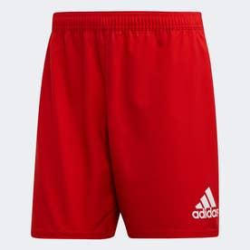 スリーストライプス ショーツ [3-Stripes Shorts] (レッド)