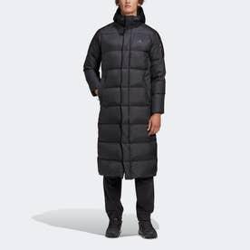 ライトダウンコート / Light Down Coat (ブラック)