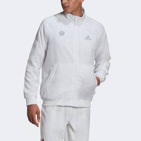 メンズテニス UNIFORIA ジャケット / MEN'S TENNIS UNIFORIA JACKET (ホワイト)