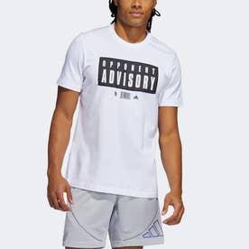 デイム EXTPLY オポーネント アドバイザリー 半袖Tシャツ (ホワイト)