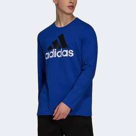 エッセンシャルズ 長袖Tシャツ (ブルー)