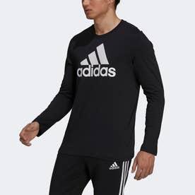 エッセンシャルズ 長袖Tシャツ (ブラック)