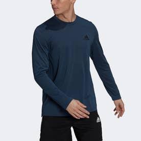 AEROREADYデザインド トゥ ムーブ Feelready スポーツ長袖Tシャツ /  Designed 2 Move Feelready Sport Long Slee