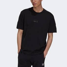 R.Y.V. ルーズフィット Tシャツ (ブラック)