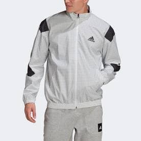 スポーツウェア プライムブルー トラックトップ / Sportswear Primeblue Track Top (ホワイト)