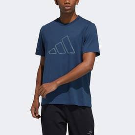 テック グラフィック 半袖Tシャツ / Tech Graphic Tee (ブルー)