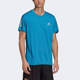 オウン ザ ラン 半袖Tシャツ / Own the Run Tee (ブルー)