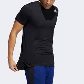 Aeromotion 半袖Tシャツ (ブラック)