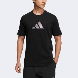 フューチャーアイコン 半袖Tシャツ (ブラック)