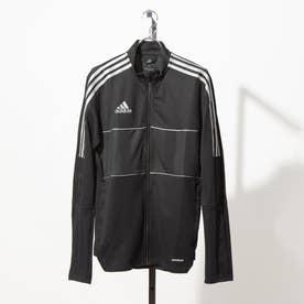 メンズ サッカー/フットサル ジャージジャケット GS4706 (ブラック)