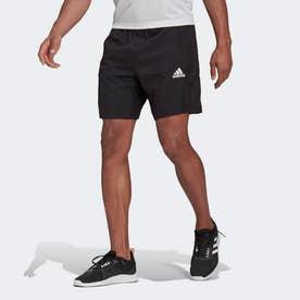AEROREADY デザインド トゥ ムーブ ウーブン スポーツショーツ / AEROREADY Designed 2 Move Woven Sport Shorts (ブラ