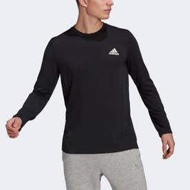 デザインド トゥ ムーブ Feelready スポーツ長袖Tシャツ / AEROREADY Designed 2 Move Feelready Sport Long Slee