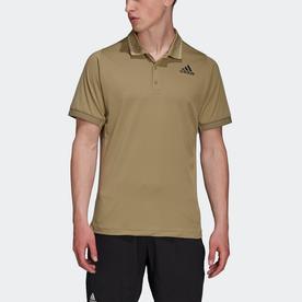 テニス フリーリフト プライムブルー ポロシャツ (グリーン)