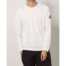 メンズ 長袖機能Tシャツ MD2MロングTシャツ H28808 (ホワイト)
