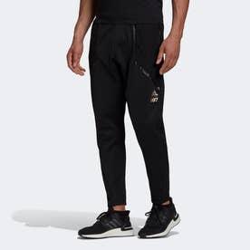 アスレティクス トラックパンツ × ジェームズ・ボンド / Athletics Track Pants × James Bond (ブラック)