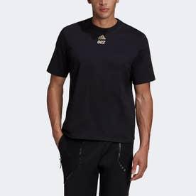 アスレティクス Tシャツ × ジェームズ・ボンド / Athletics Tee × James Bond (ブラック)