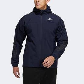 トラックスーツ ウインドジャケット (ブルー)