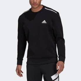 スポーツウェア Z.N.E. スウェットシャツ (ブラック)