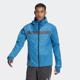 COLD. RDY ランニングジャケット (ブルー)