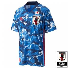 ジュニア サッカー/フットサル ライセンスシャツ Kids サッカー日本代表 2020 ホーム レプリカ ユニフォーム 半袖 ED7345