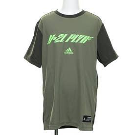 野球 半袖Tシャツ 5TグラフィックTEEキッズ FK1486