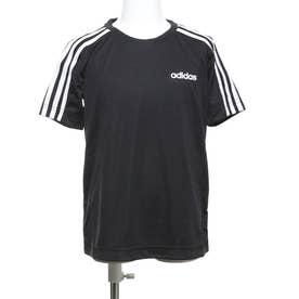 半袖機能Tシャツ BD2M3ストライプスTシャツ FM0761