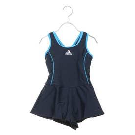 水泳 スクール水着 BOS Dress Swimsuit Girl FI8274 【返品不可商品】