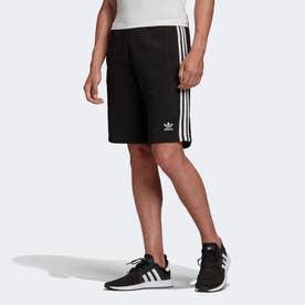 3 Stripes Shorts (ブラック)