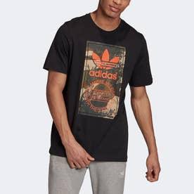 カモ シュータン Tシャツ (ブラック)