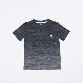 半袖機能Tシャツ YBAERORDYGRADIENTTEE GE0545 (ブラック)