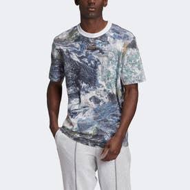 グラフィック 半袖Tシャツ (マルチカラー)