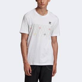 モノグラム Tシャツ (ホワイト)