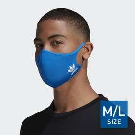 フェイスカバー 3枚セット(M/L)/ FACE COVERS M/L 3-PACK【返品不可商品】 (ブルー)