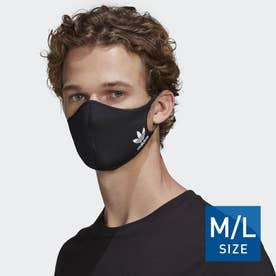 フェイスカバー 3枚セット(M/L) / Face Covers M/L 3-Pack【返品不可商品】 (ブラック)