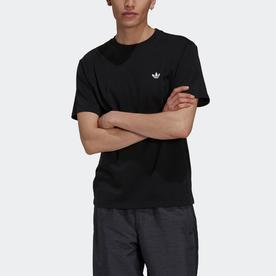 スケードボーディング 4.0 ロゴ Tシャツ (ブラック)
