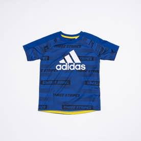 半袖機能Tシャツ YBSPORTSAOPTEE GP0755 (ブルー)