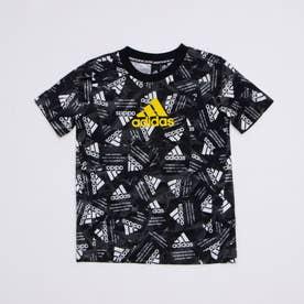 半袖Tシャツ YBBOSTEE GJ6647 (ブラック)
