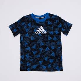 半袖Tシャツ YBBOSTEE GJ6648 (ブルー)