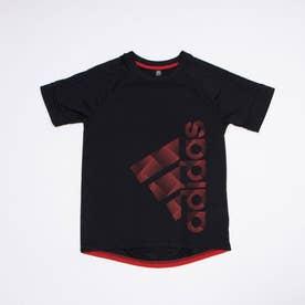 半袖機能Tシャツ YBSPORTSBOSTEE GP0751 (ブラック)