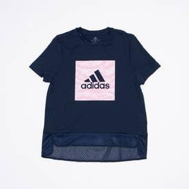 半袖機能Tシャツ YGTECHGRAPHICBOSTEE GP1793 (ネイビー)