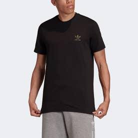 エッセンシャルズ 半袖Tシャツ (ブラック)