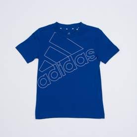 半袖Tシャツ BESSLOGOTシャツ GN3977 (ブルー)