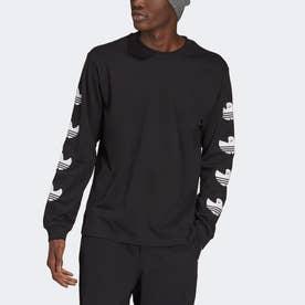 シュムーフォイル ロゴTシャツ(ジェンダーニュートラル) (ブラック)