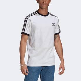 アディカラー クラシックス 3ストライプ 半袖Tシャツ (ホワイト)