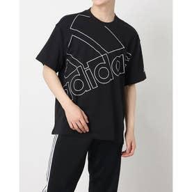 adidas/Tシャツ 31219 GK9422 (ブラック)
