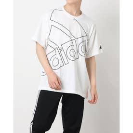adidas/Tシャツ 31219 GK9424 (ホワイト)