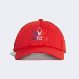 TREFOIL CLASSIC BASEBALL CAP (レッド)