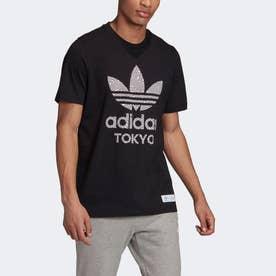 東京パック Tシャツ (ブラック)
